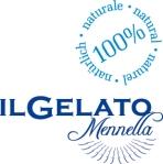 logo gelateria mennella torre del greco by tavolo per 2