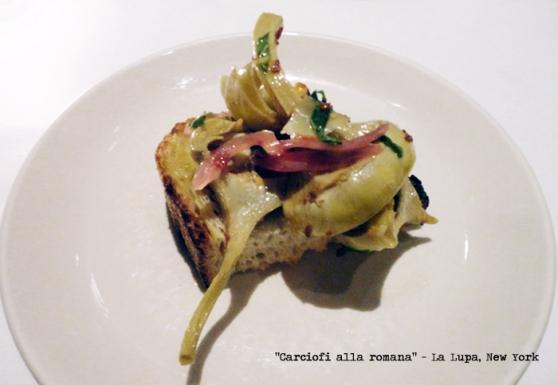 carciofi-alla-romana-joe-bastianich-new-york-la-lupa-tavolo-per-2-per-buitoni
